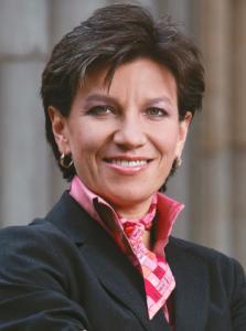 Claudia López Colombia