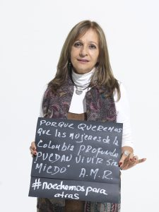 Angela Maria Robledo Colombia