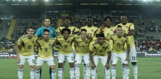 Colombia World Cup
