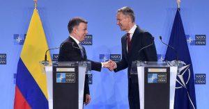 Santos NATO Colombia