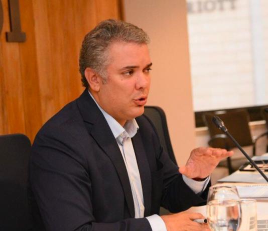Ivan Duque cabinet