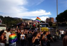 Medellin LGBTI Pride March 2018