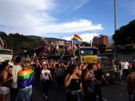Medellin LGBTI Pride March 2018