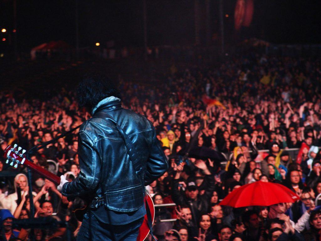 Free music festivals Bogotá