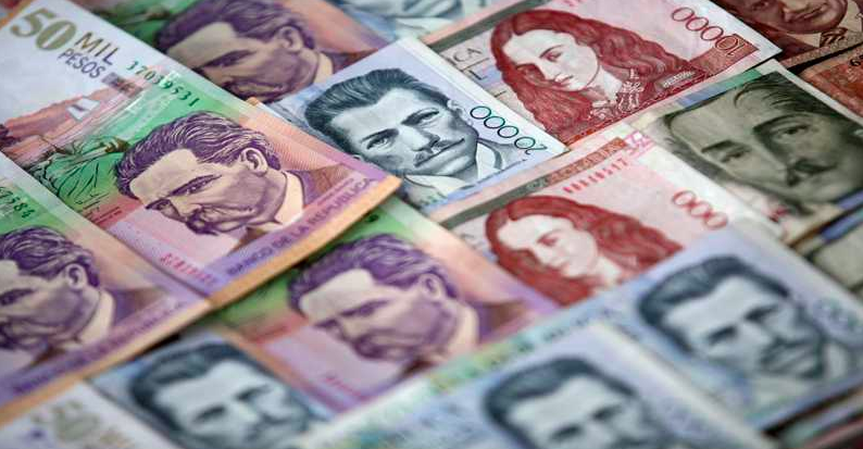 Colombian Peso Affected As Lira Crisis