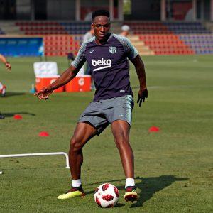 Yerry Mina Set To Join Everton