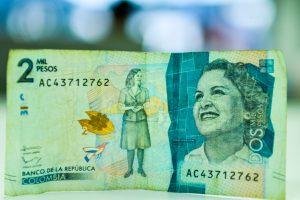 deboraarangocolombianbanknotes