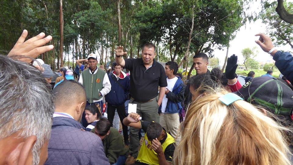 compassion, Venezuelan voices
