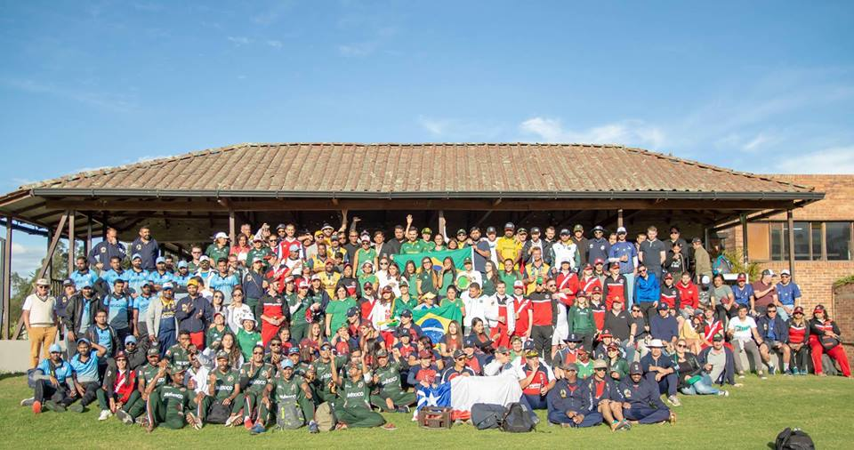 South American cricket