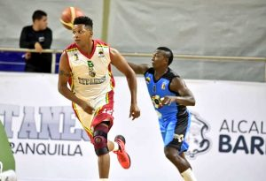Colombia's professional basketball league