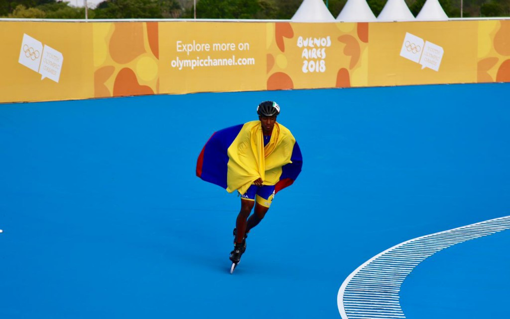 Youth Olympics, Colombian Youth Olympic Athlete