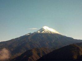 Nevado del Huila Earthquakes Colombia