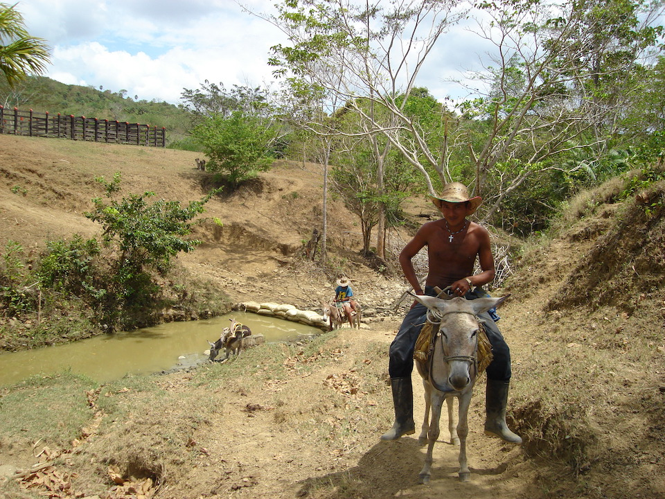 climate change Colombia is hitting Campesinos