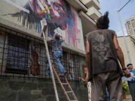 Cultural center Medellin