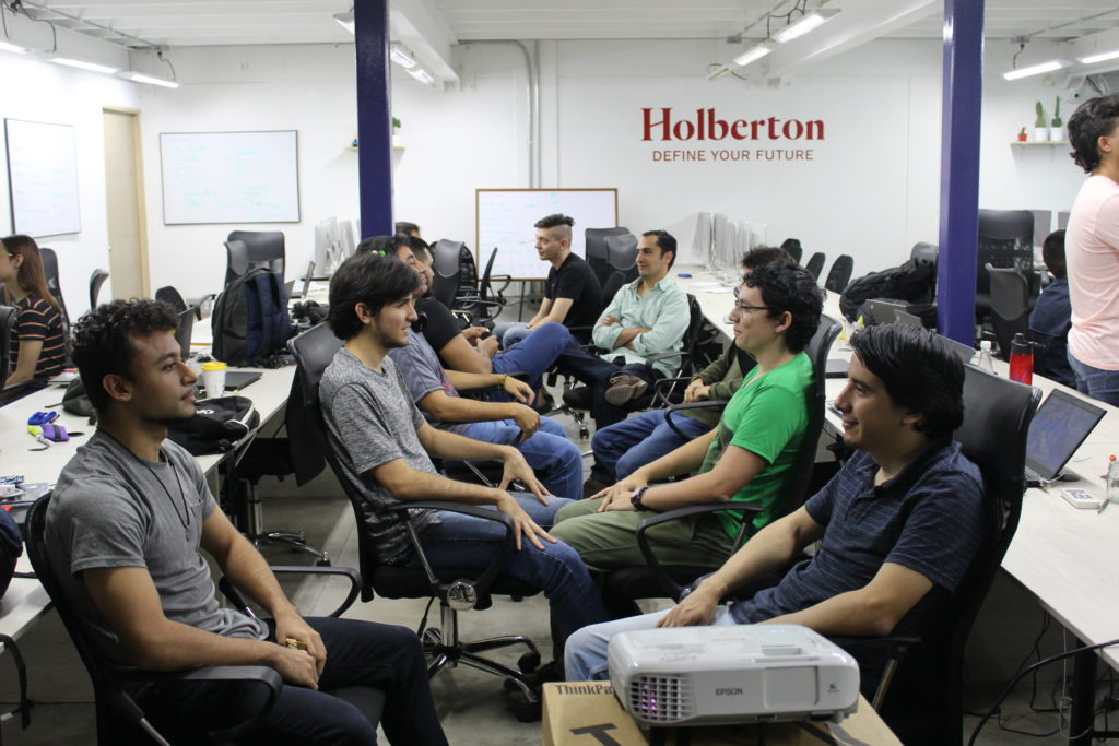 Holberton School Software Engineers Colombia