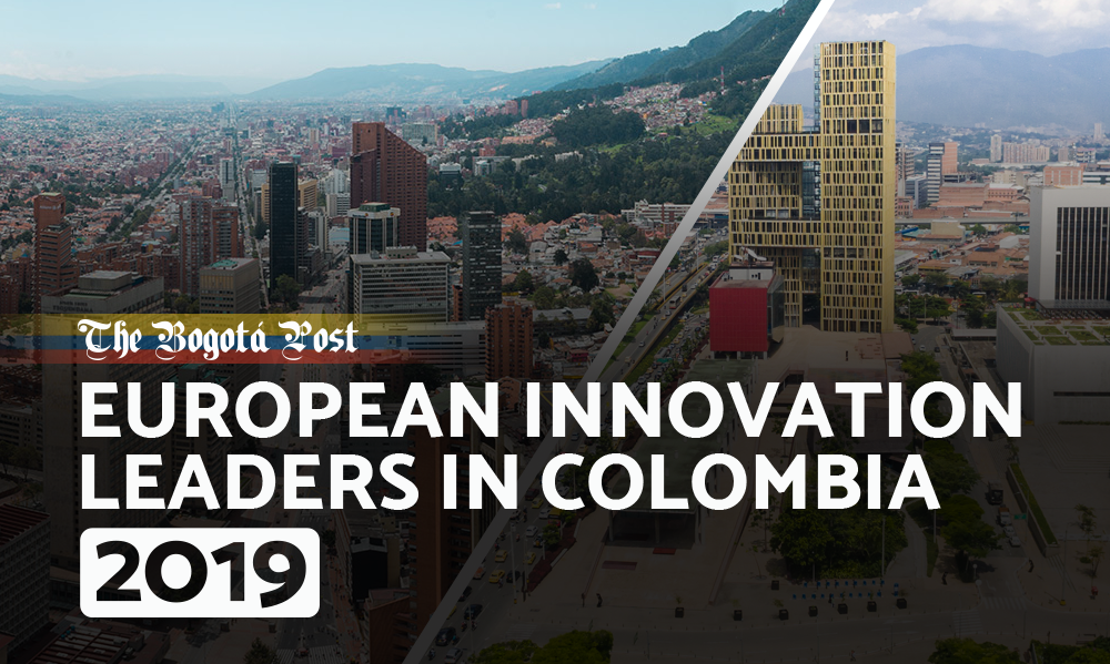 The Bogota Post presents its 2019 European Innovation Leaders in Colombia