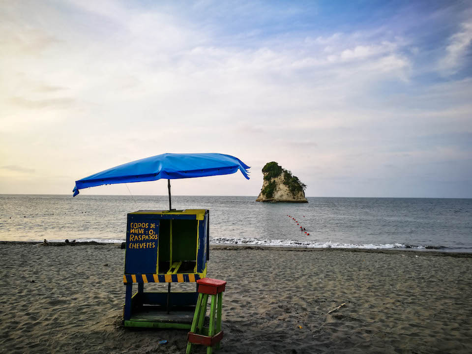 Playa del Morro: There's more to Tumaco than Coca fields.