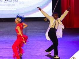 Mundial de salsa competition