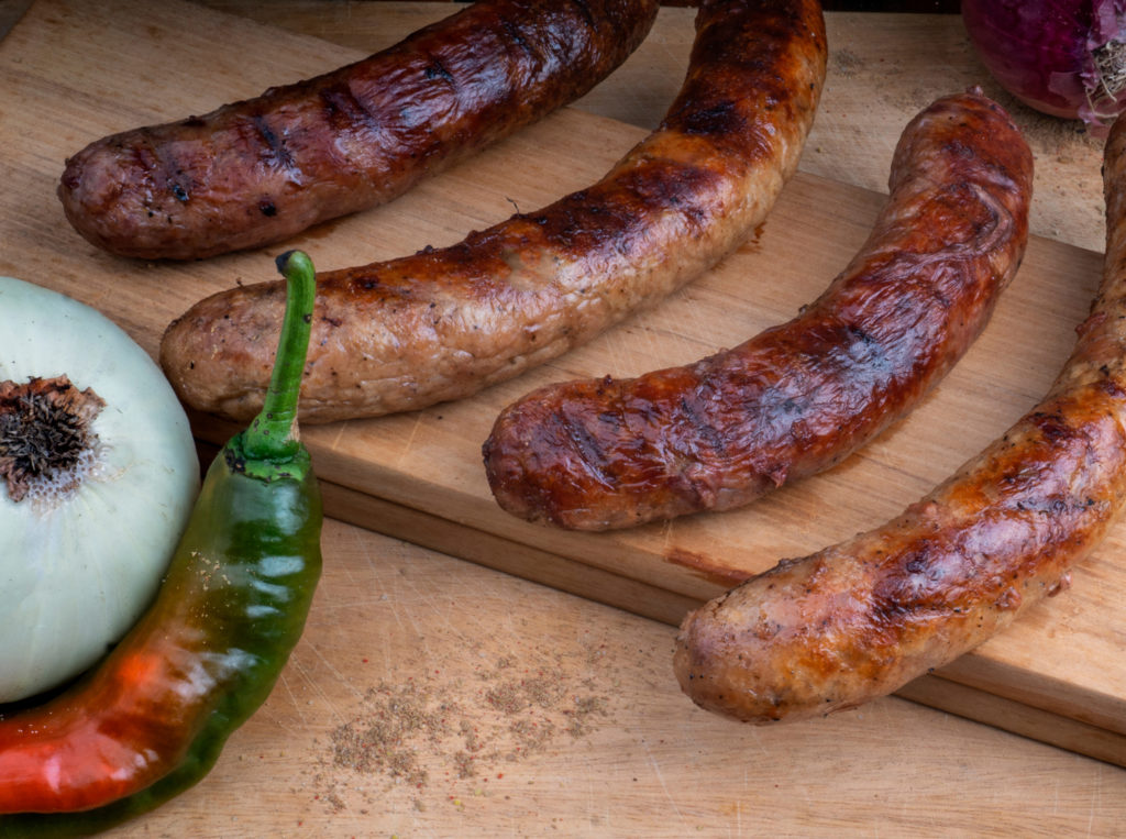 Mullen's sausages bring a taste of the UK to Colombia