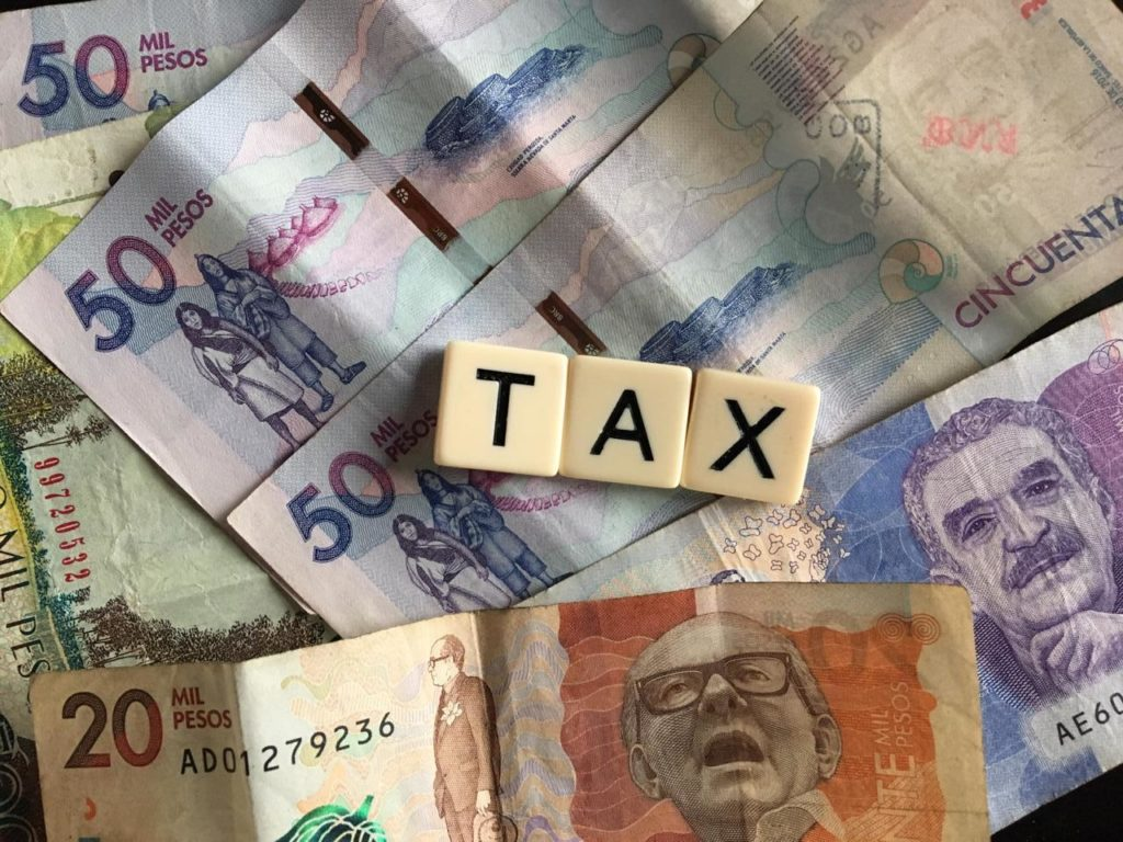 What to look out for when paying tax in Colombia.