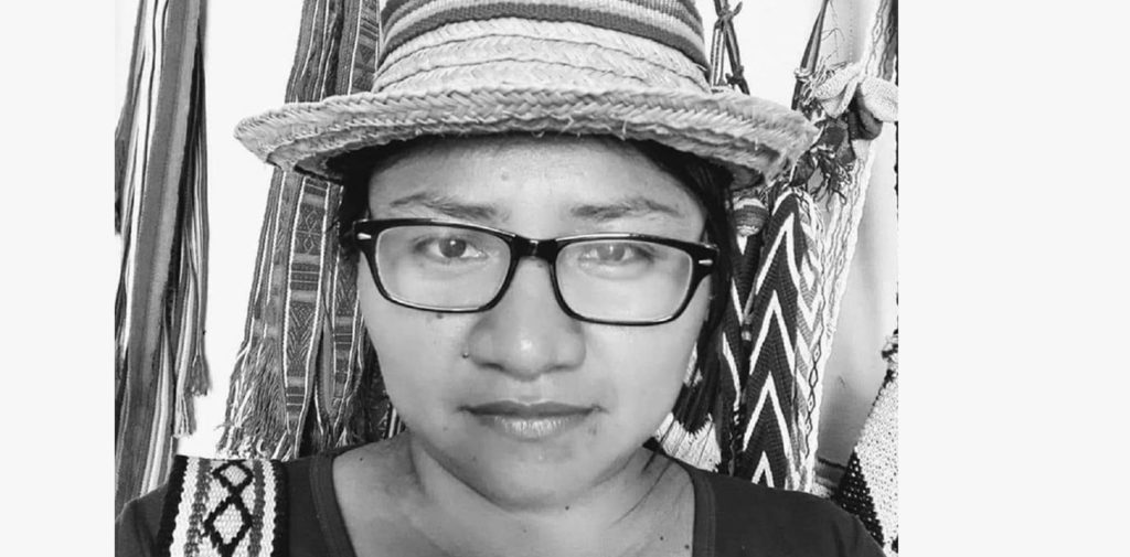 Cristina Bautista Taquinás, an indigenous leader in the Cauca region, was killed on 29 October.