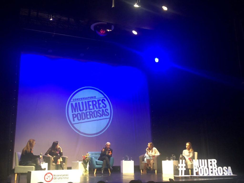 Conservatorio Mujeres poderosas, women journalism
