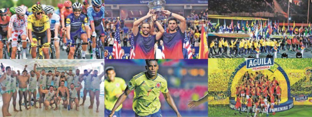 Colombian Sport