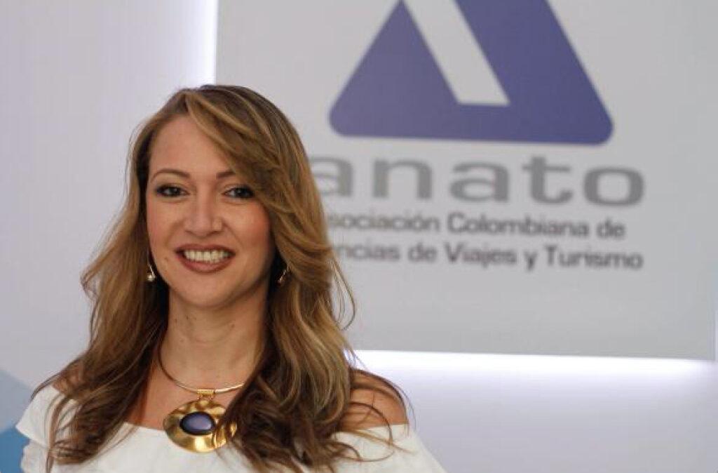 ANATO president Paula Cortés Calle.
