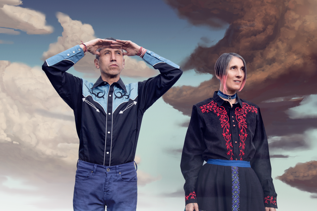 Bolero Falaz from Aterciopelados is a classic for Colombian indie lovers and could be a welcome distraction during the quarantine in Bogotá.
