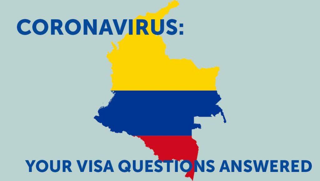Visas In The Time Of The Coronavirus