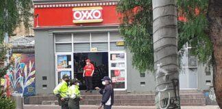 OXXO Candelaria