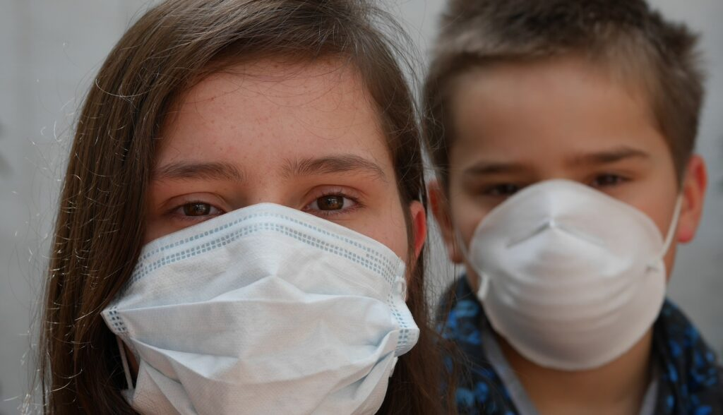 In this update we ask: do you need a mask for coronavirus protection?