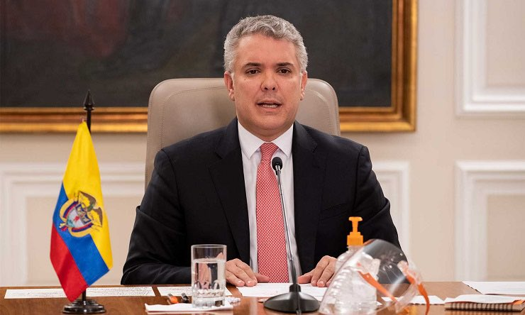 President Duque announced that the quarantine in Colombia will be extended until May 31.