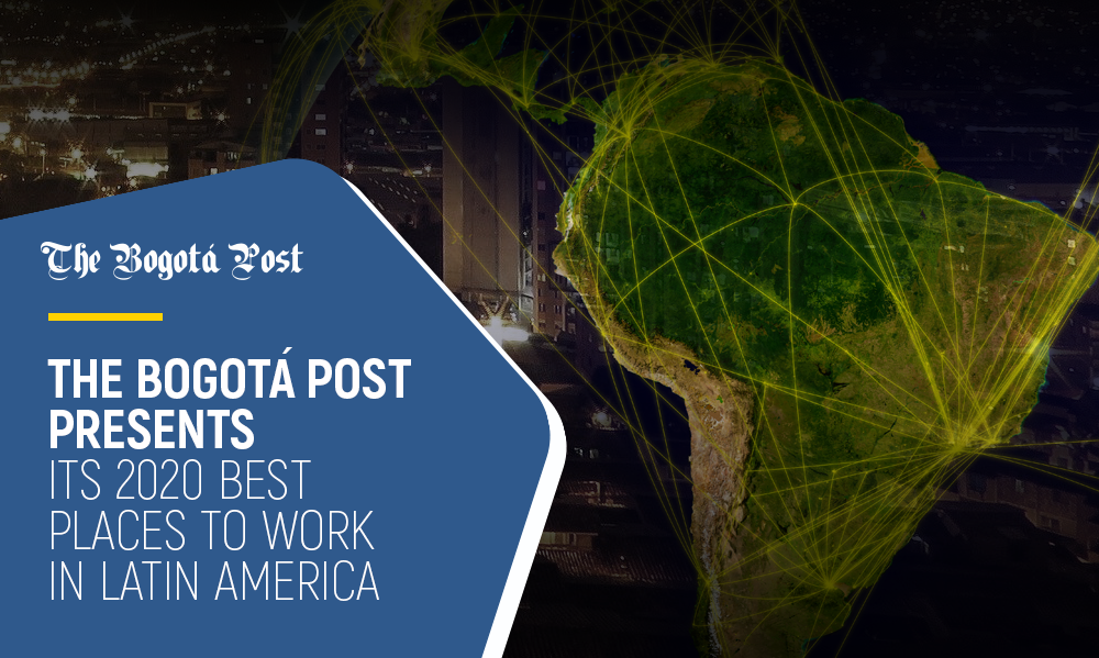 Top 10 Places to Work in Latin America