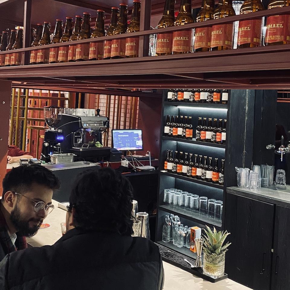 Non Grata's bar in Tejo La Embajada.