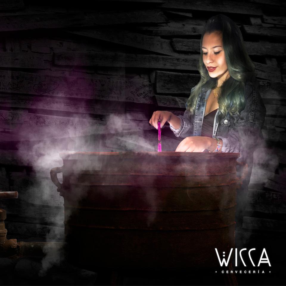 Wicca Cervecería.