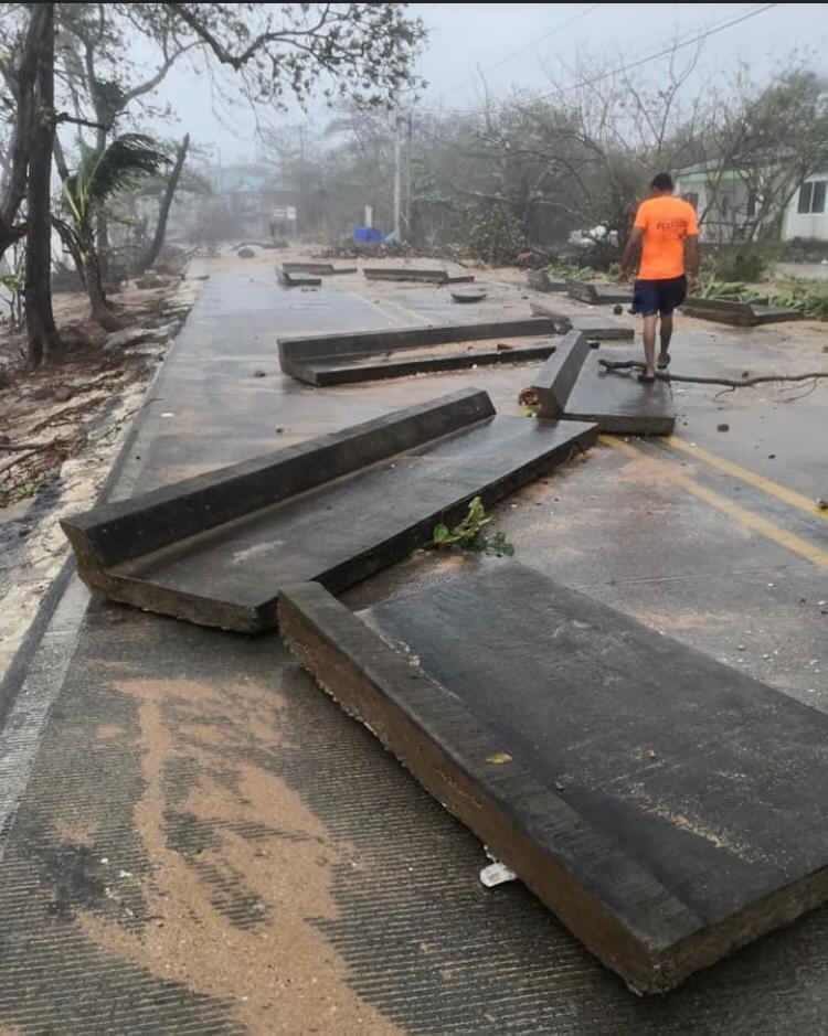 Providencia And San Andres Hard Hit By Hurricane Iota