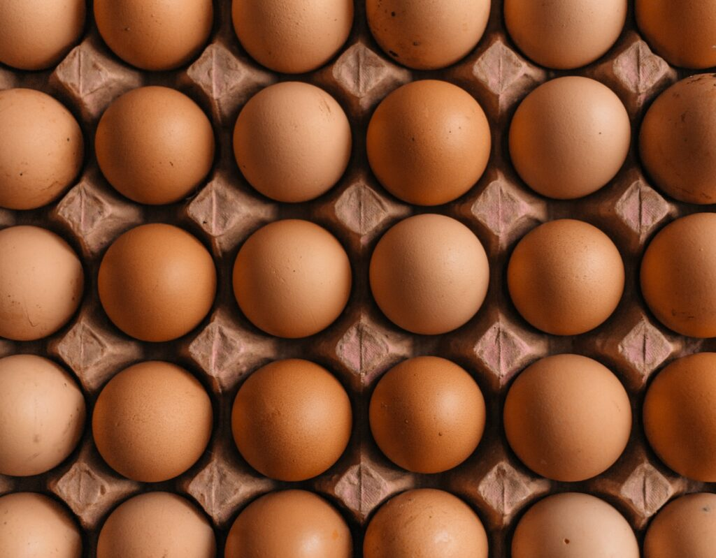 Colombia tax reform: Finance minister couldn't reproduce standard price of eggs. Photo by Erol Ahmed on Unsplash