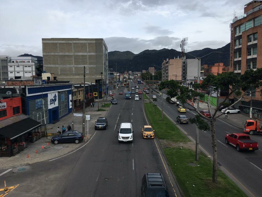 Bogotá restrictions: curfew still on but the weekend quarantine won't be extended.